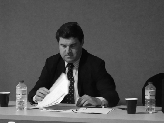Socio y abogado mercantilista de MAIO Legal en el seminario