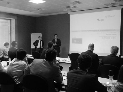 Seminario de MAIO Legal en colaboración con EGA Formación