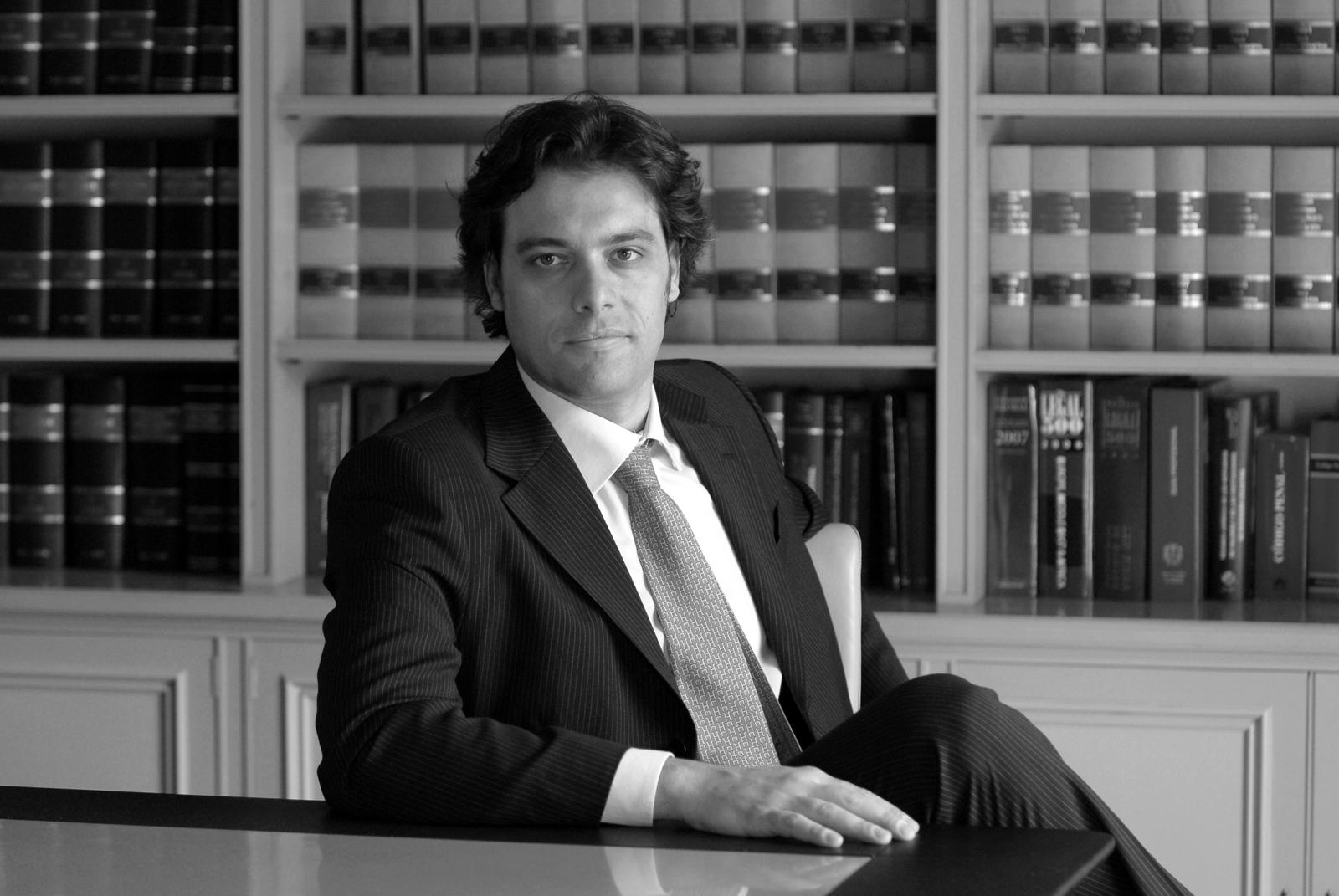 Marco Bolognini, socio y abogado mercantilista y financiero de Madrid, de MAIO