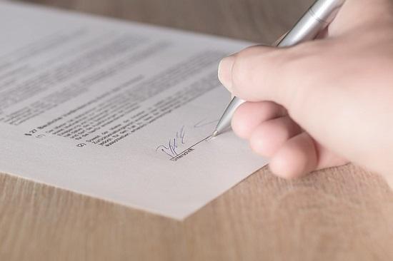 contrato de trabajo