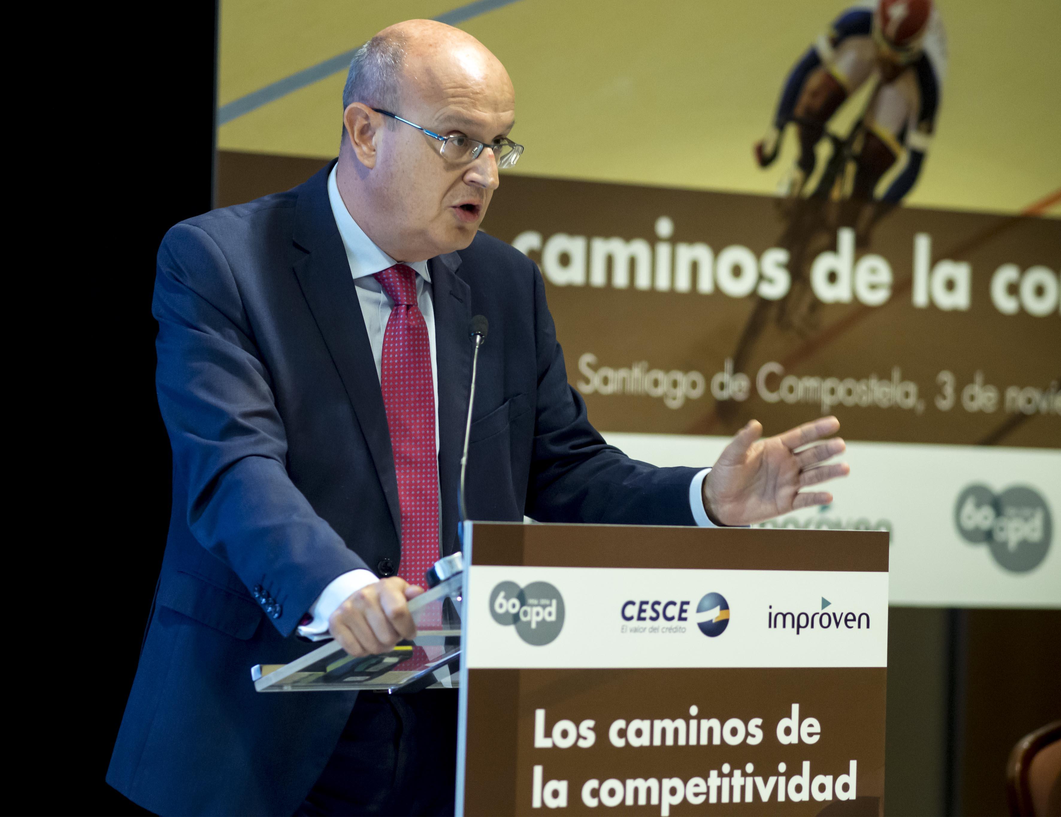 Javier Gómez en APD