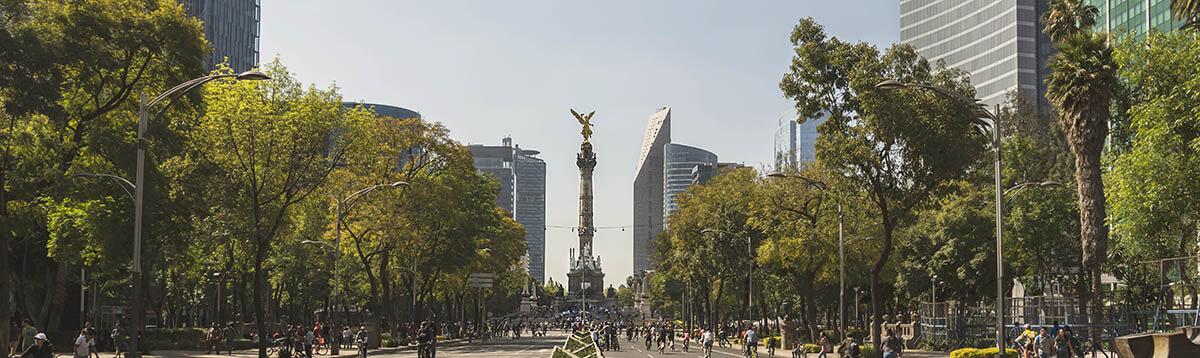 Oficina Ciudad de Mexico