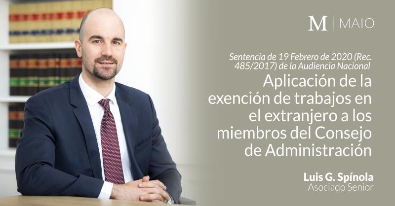 ¿Pueden aplicar los miembros de consejos de administración la exención del artículo 7.p) de la Ley 35/2006 del IRPF?